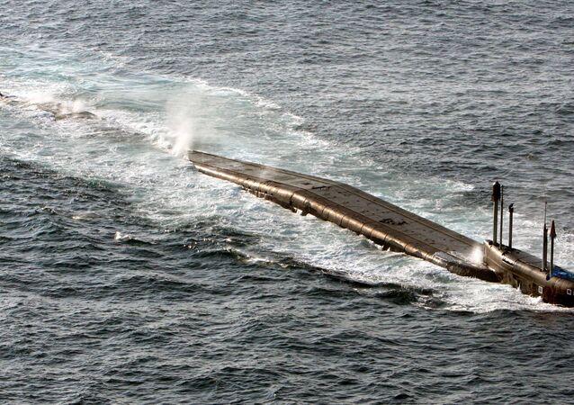 Rusya- Denizaltı