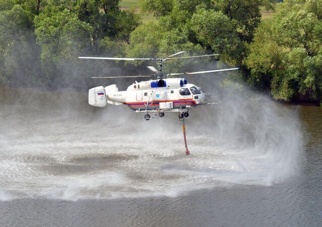 Ka-32 helikopteri