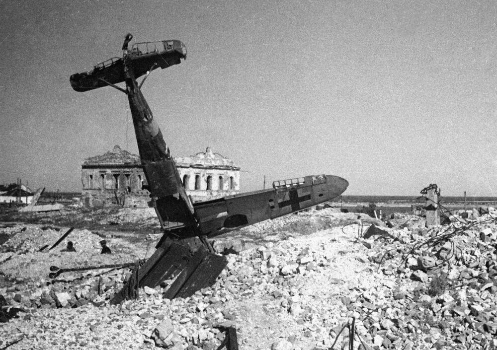 Stalingrad  Zaferinin 75. yıldönümü