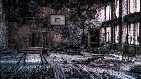 Çernobil'den kareler - Sputnik Türkiye
