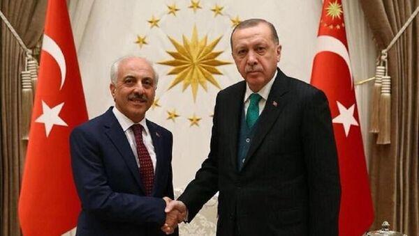 Çorum Belediye Başkanlığı'na Zeki Gül seçildi - Sputnik Türkiye