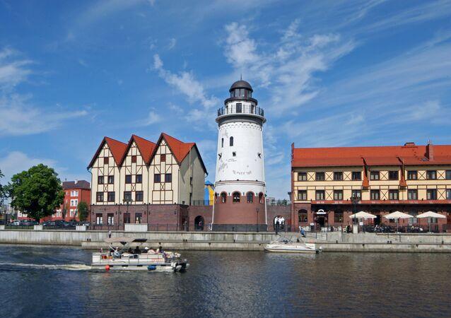 Kaliningrad gezi rehberi