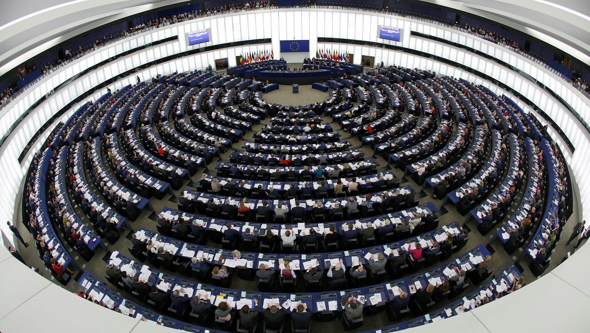 Avrupa Parlamentosu - Sputnik Türkiye, 1920, 30.04.2021