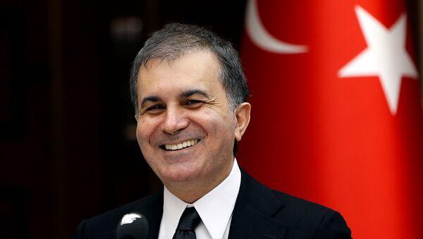 AB Bakanı Ömer Çelik - Sputnik Türkiye