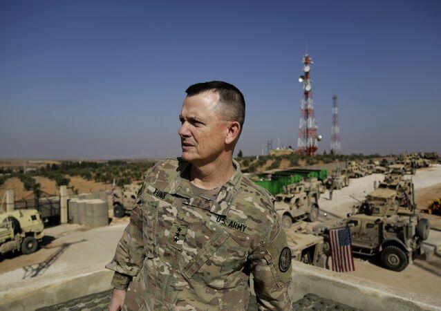 Korgeneral Robert E.Funk