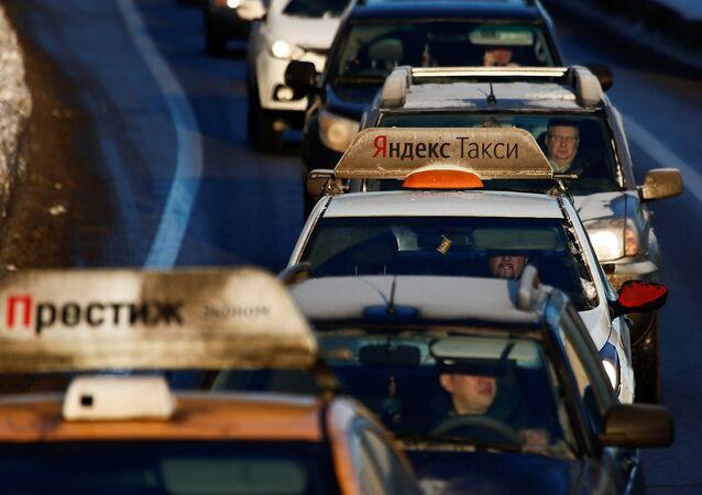 Rusya trafik