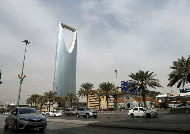 Riyad Suudi Merkezi Kraliyet Kulesi