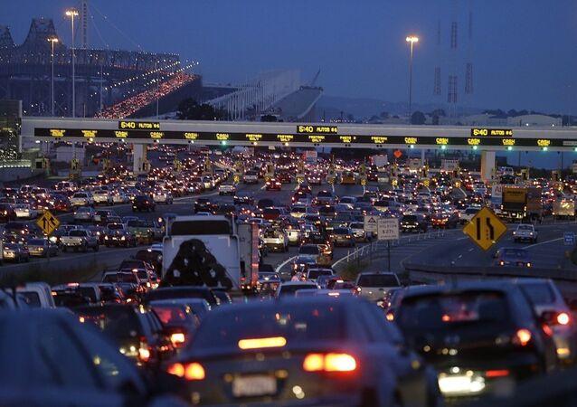 San Francisco trafik
