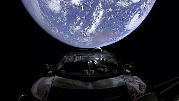 SpaceX - Sputnik Türkiye