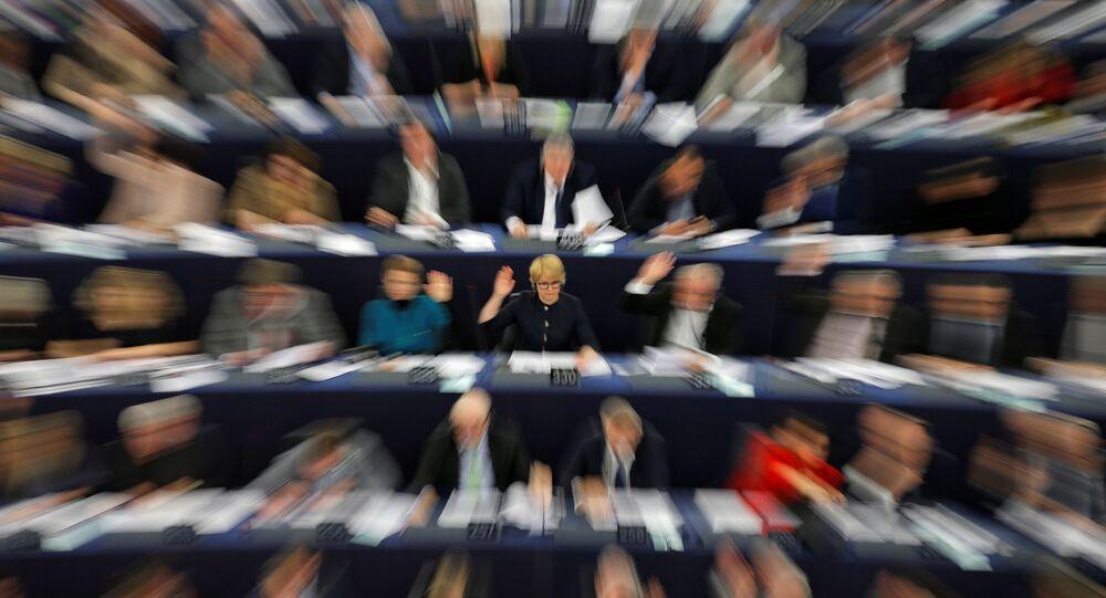 Avrupa Parlamentosu AP Türkiye oylama