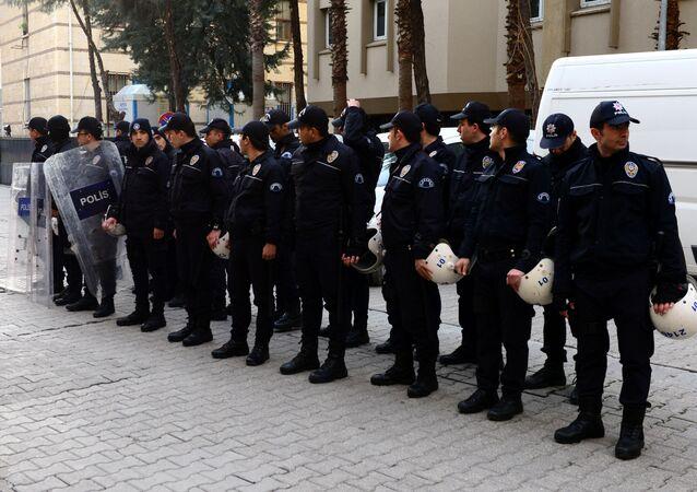 Furkan Vakfı'na operasyon, polis