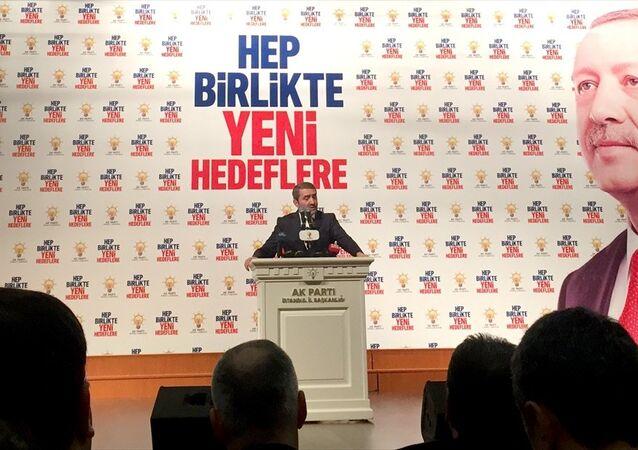 AK Parti İstanbul İl Başkanı Selim Temurci