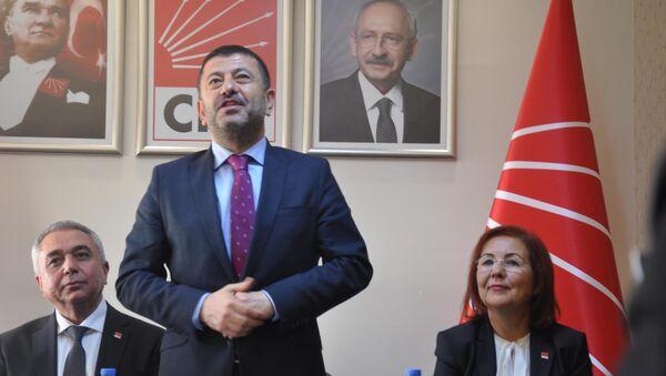 CHP Genel Başkan Yardımcısı Veli Ağbaba - Sputnik Türkiye