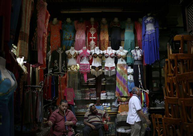 Mısır- Dansöz