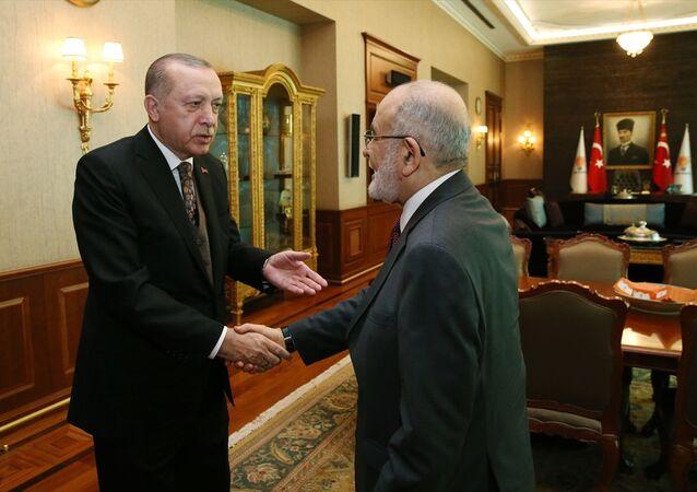 Recep Tayyip Erdoğan - Temel Karamollaoğlu