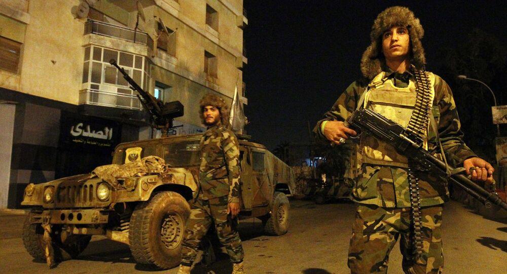 Libya Ulusal Ordusu (LNA)
