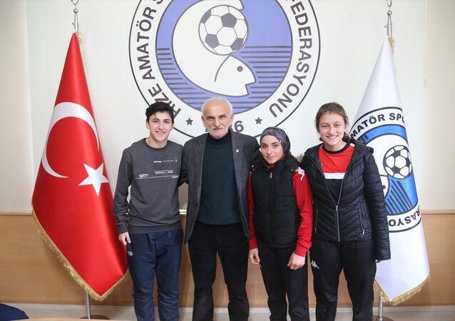 Rize Yeşilçay Spor Kulübü Başkanı İdris Ocak