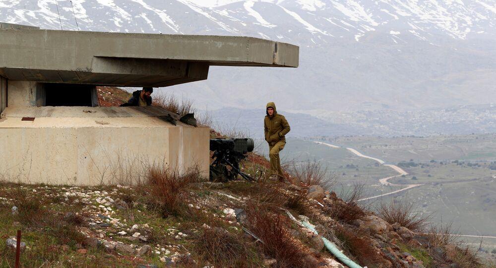 İsrail- Golan Tepeleri