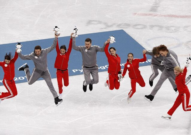 Rus artistik patinajcılar
