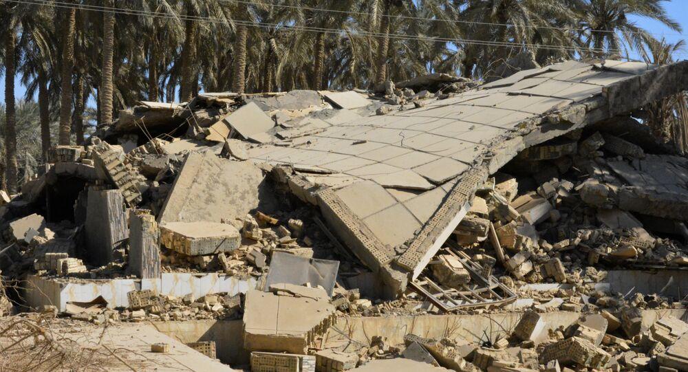 Irak-Yıkım