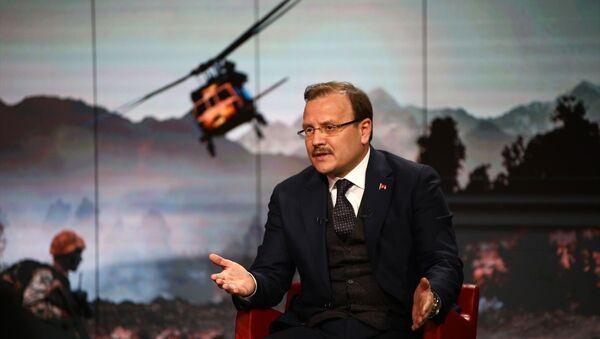 Başbakan Yardımcısı Hakan Çavuşoğlu - Sputnik Türkiye