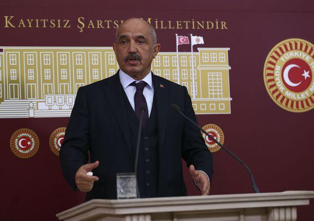 AK Parti Erzurum Milletvekili Mustafa Ilıcalı