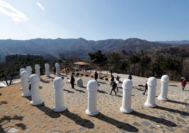 Güney Kore Penis Parkı