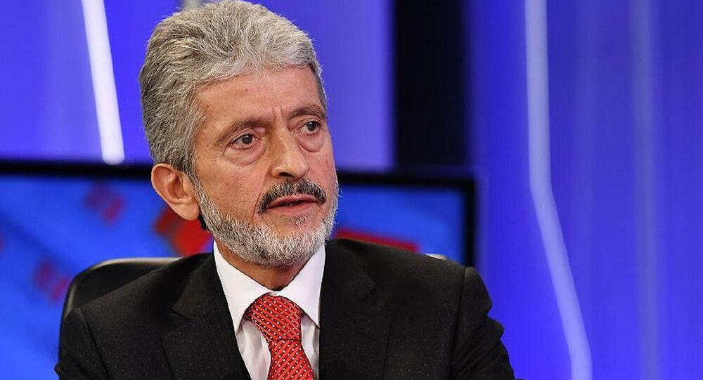 Ankara Büyükşehir Belediye Başkanı Mustafa Tuna