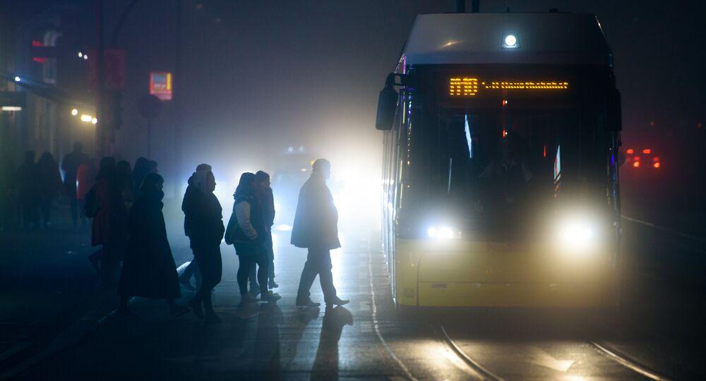 Almanya-Toplu taşıma