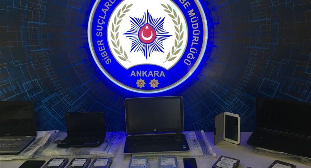 Ankara'da çocuk istismarcılarına FBI ile ortak operasyon