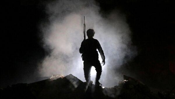 Zeytin Dalı Harekatı, Afrin, TSK, ÖSO - Sputnik Türkiye