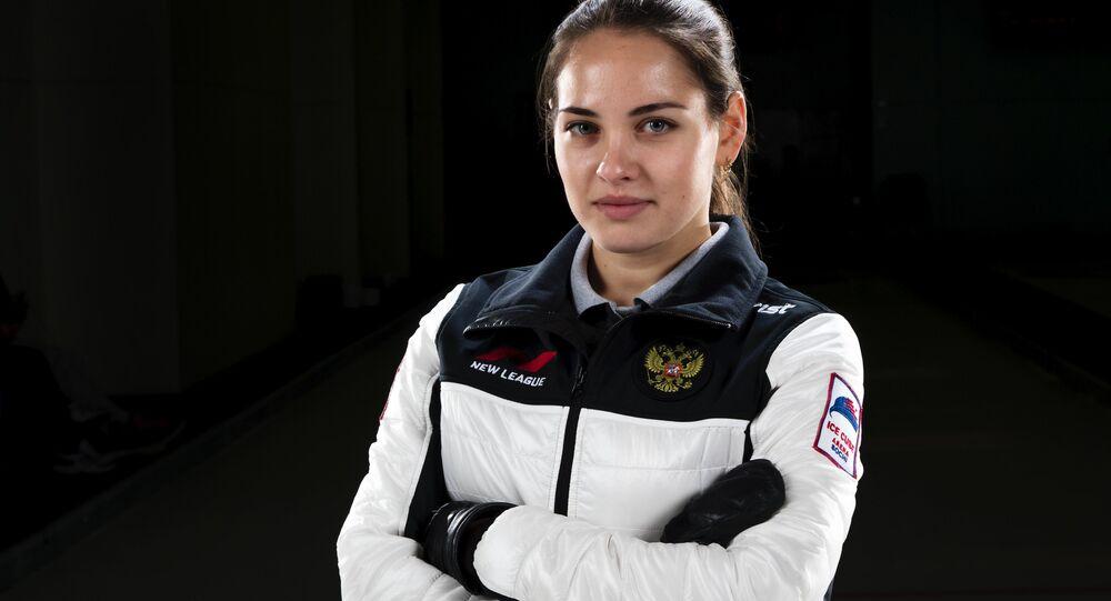 Anastasya Brizgalova