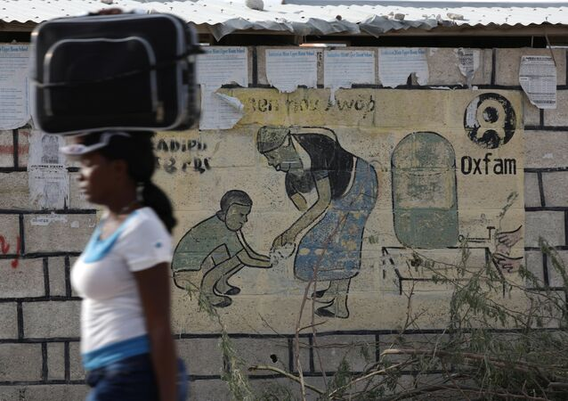 Oxfam-Haiti