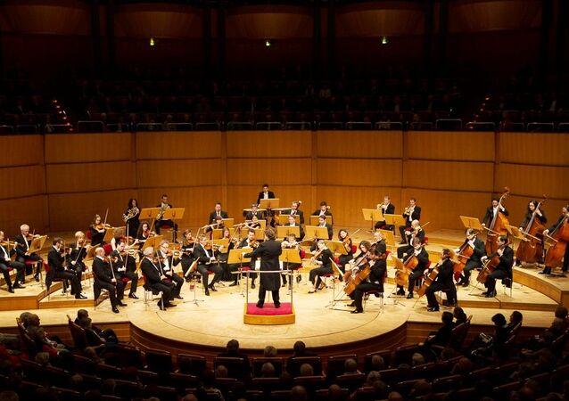 St. Petersburg Rus Oda Filarmonisi'nden İstanbullulara müzik şöleni