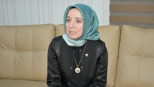 AK Parti İstanbul Milletvekili Fatma Benli - Sputnik Türkiye