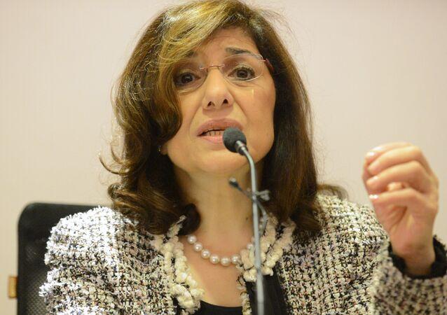 Suriye Devlet Başkanı Beşar Esad'ın danışmanı Buseyna Şaban