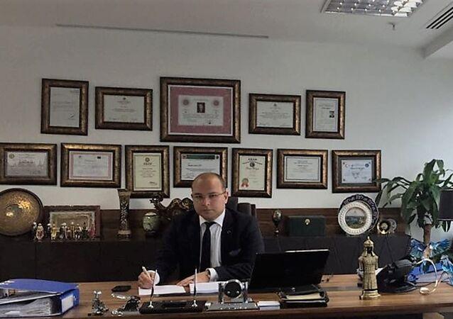 Avukat Melih Akkurt