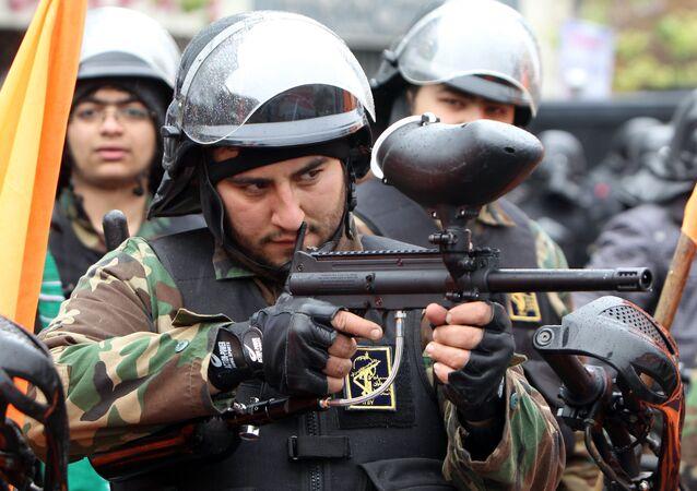 İran Besiç Besic Basij militia