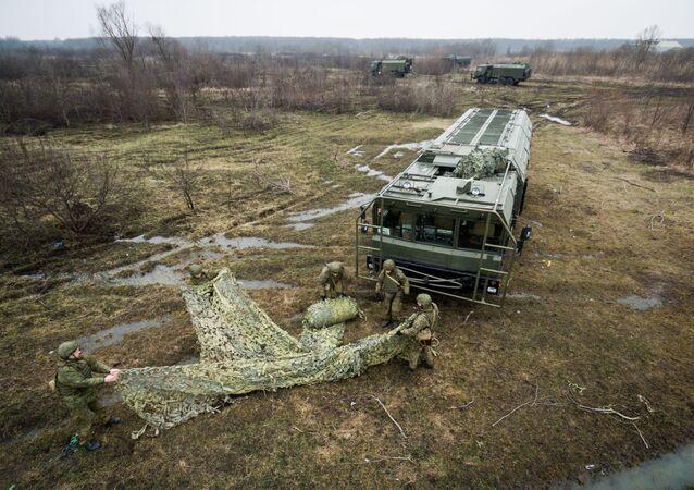 Rus ordusundan İskender-M füzeleriyle taktik tatbikat