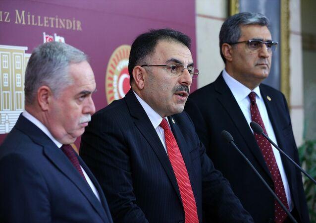 AK Parti Milletvekili Ertuğrul Soysal
