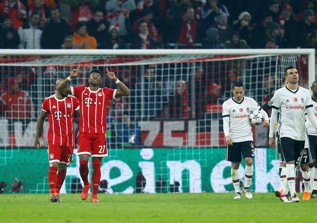 Beşiktaş Bayern Münih karşısında 5-0 mağlup oldu