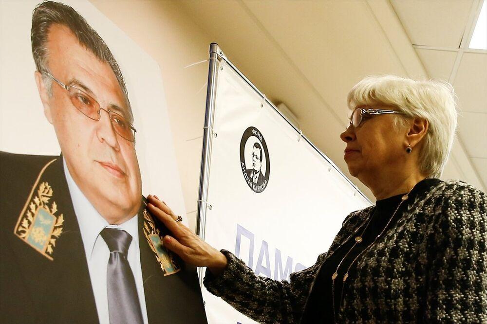 Moskova'da Karlov anısına fotoğraf sergisi
