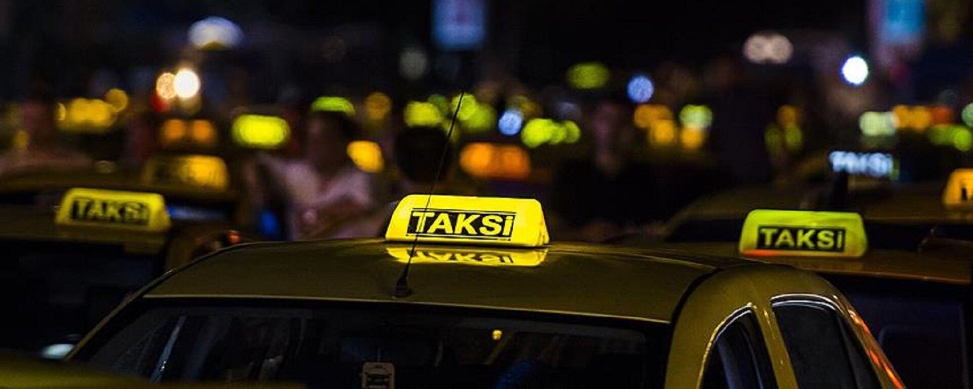Taksi - Sputnik Türkiye, 1920, 07.03.2018
