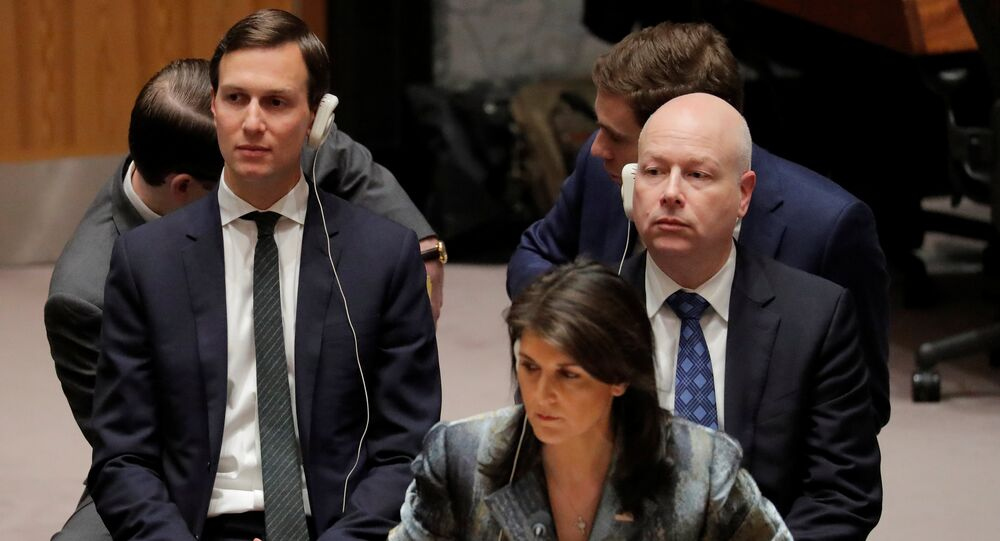 BMGK Jared Kushner Jason Greenblatt  Nikki Haley