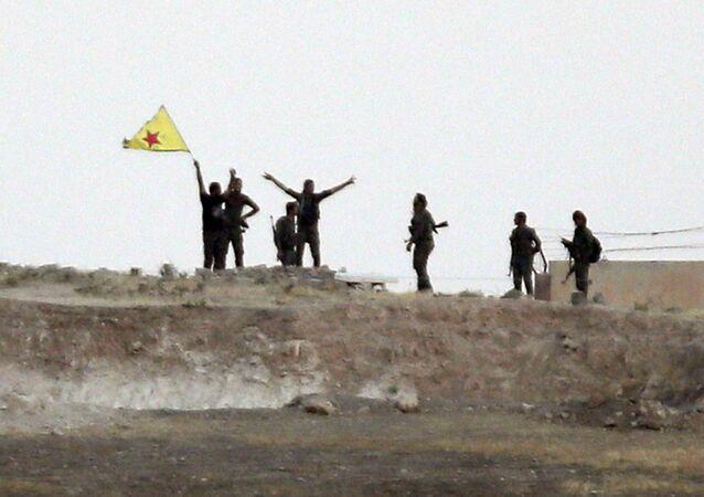 Haziran 2015 Akçakale Tel Abyad YPG