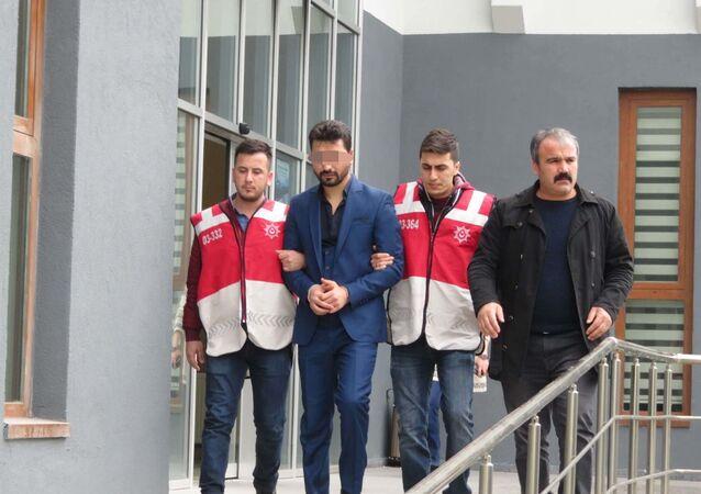 Volkan Konak'ın sahne aldığı mekanda ateş açan şüpheli tutuklandı
