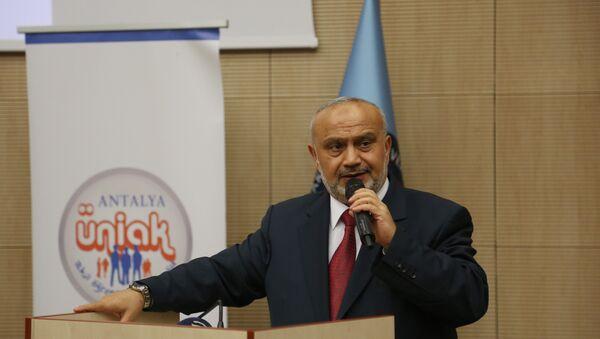 Eski Refah Partisi milletvekili ve Akit yazarı Şevki YIlmaz - Sputnik Türkiye