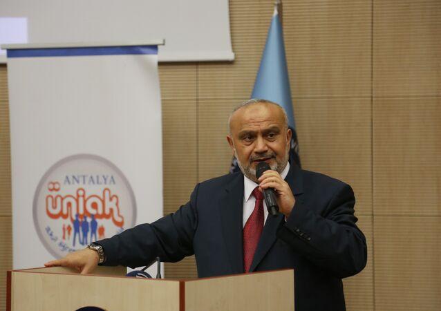 Eski Refah Partisi milletvekili ve Akit yazarı Şevki YIlmaz