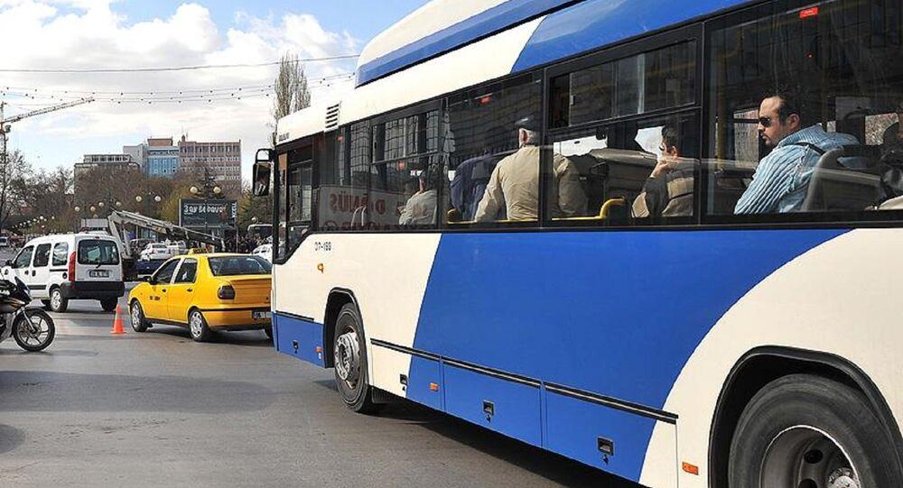 Ankara - EGO Otobüsleri