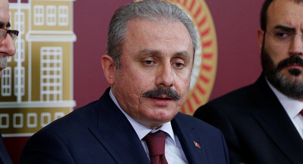 Mustafa Şentop